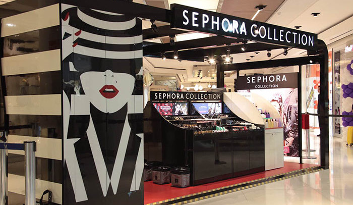 Sephora Collection no Shopping Müeller