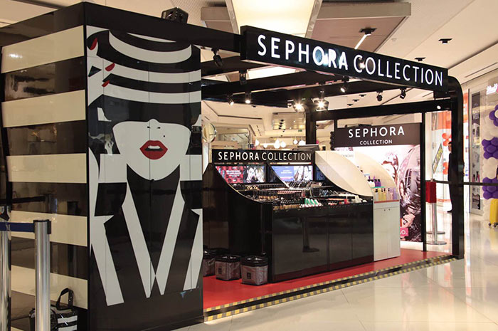 Sephora Curitiba Shopping Müeller