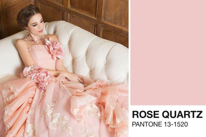 Vestido de noiva - Rose Quartz