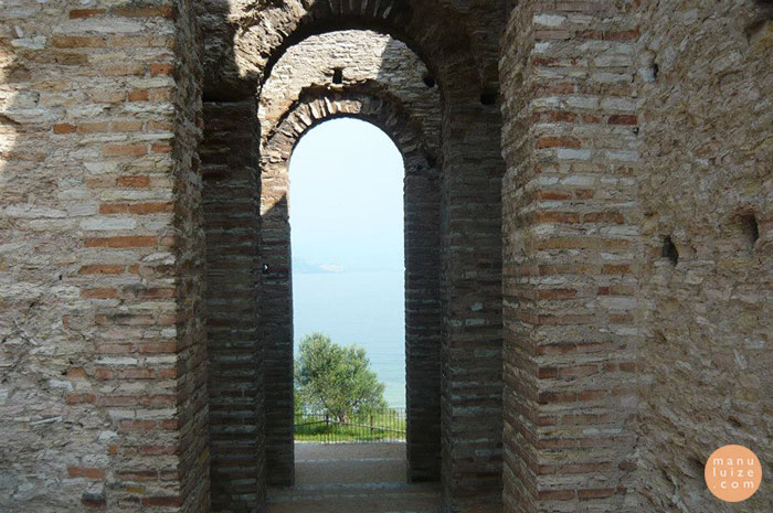 Lago di Garda: Grotte di Catullo