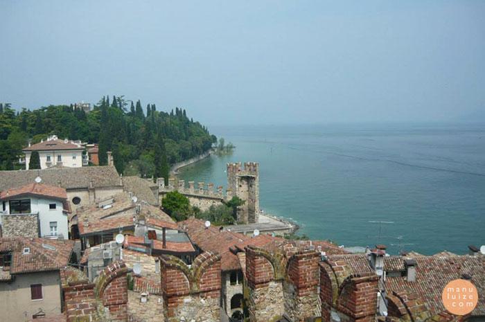 Sirmione no Lago di Garda