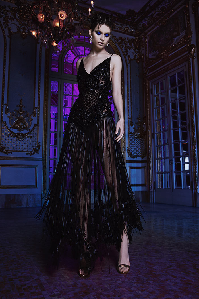 Moda festa da Amen Couture FW 2016