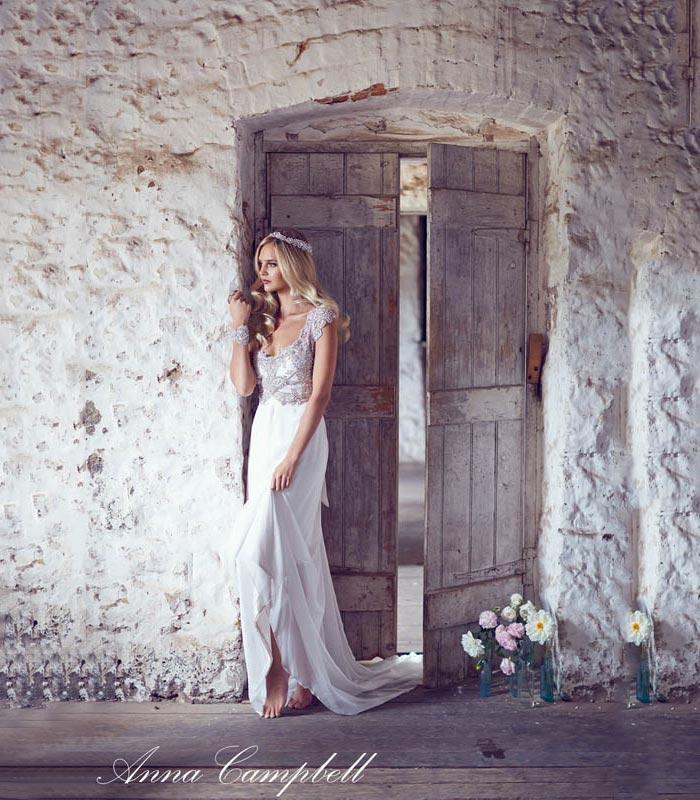 Vestido de noiva - romântico
