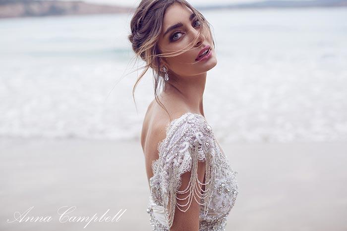Vestidos de noiva com bordados