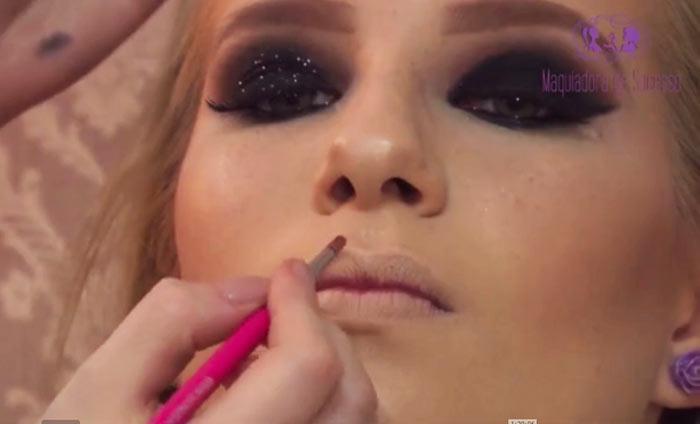 Maquiagem - Curso de Profissional