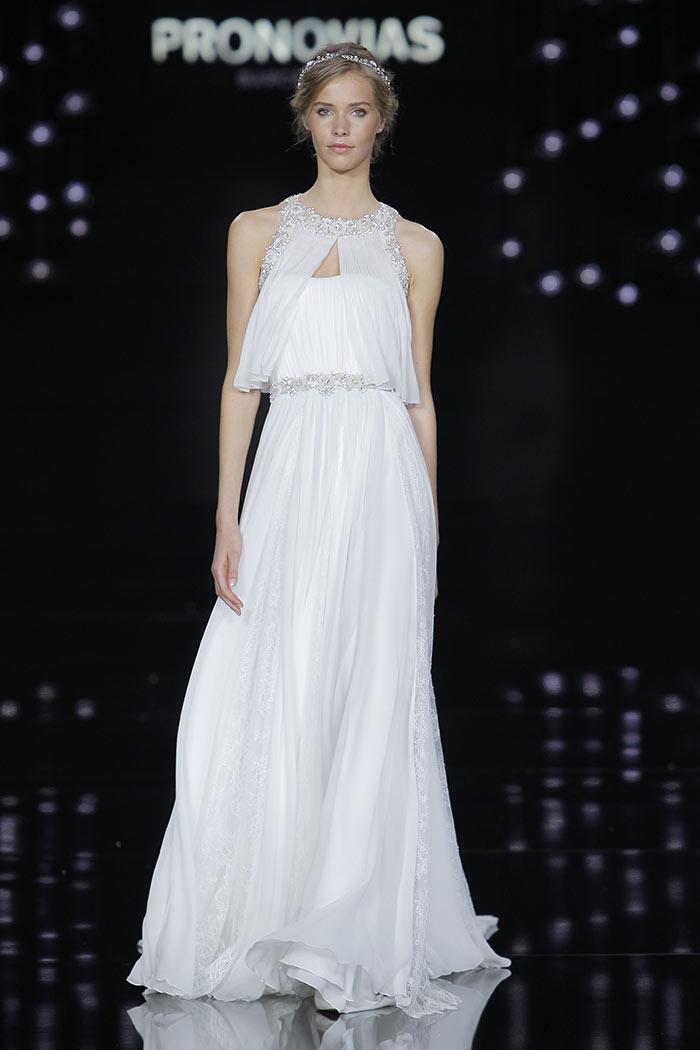 Vestidos de noiva - Pronovias 2017