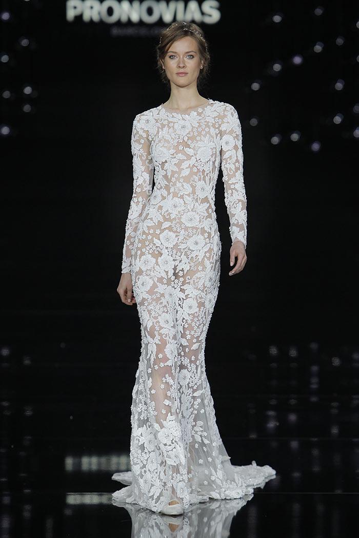 Vestidos de noiva 2017 - Renda