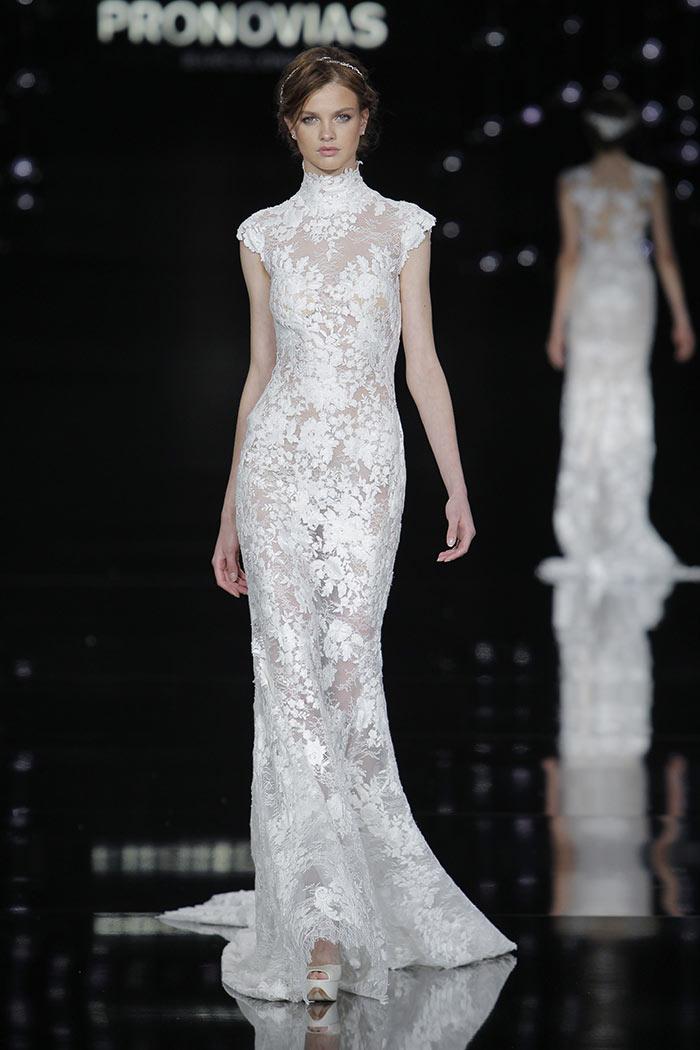 Vestidos de noiva - Inteiro em renda