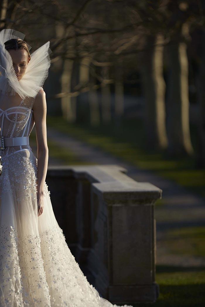 Vestidos de noiva Wang