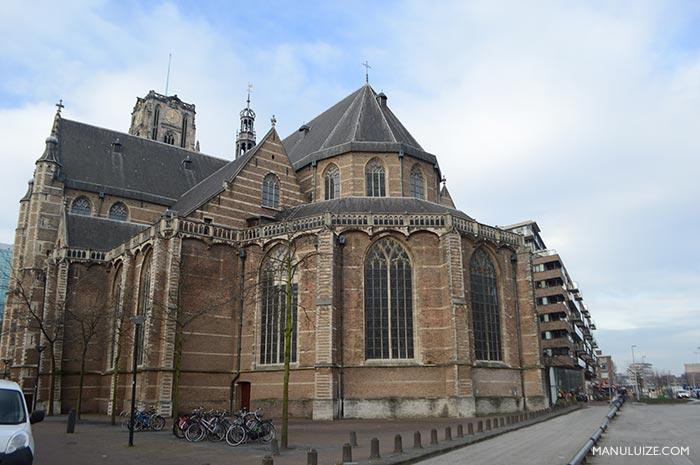 Grote of Sint-Laurenskerk - Rotterdam