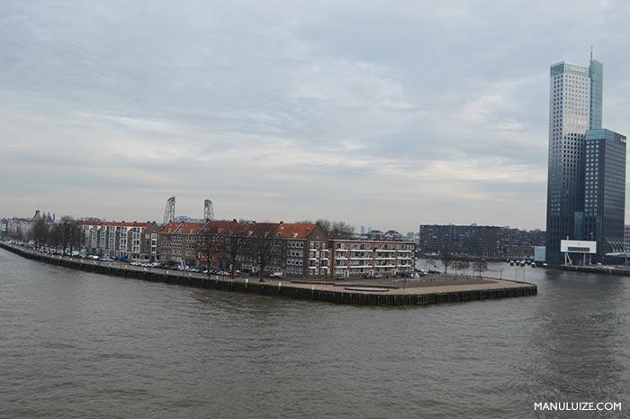 Compras em Rotterdam
