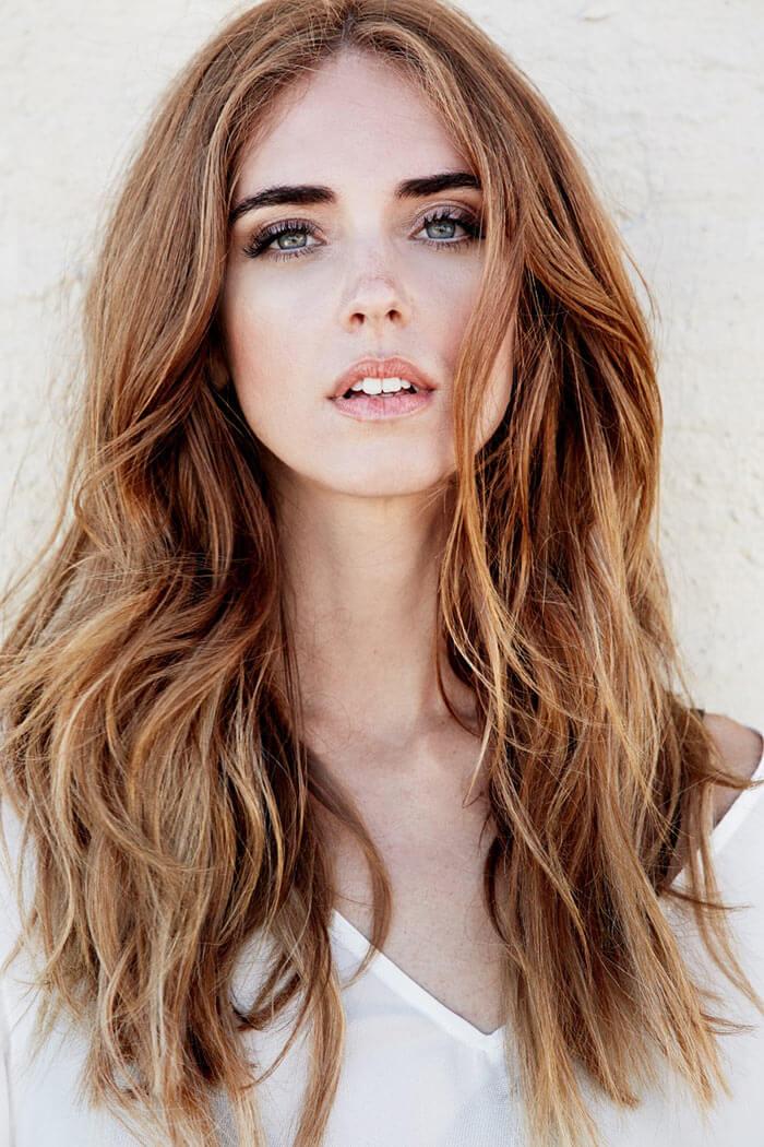 Cortes de cabelo longo: em camadas