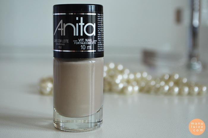 Esmalte nude Anita - 352
