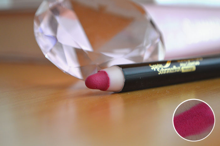 Lápis batom rosa pink