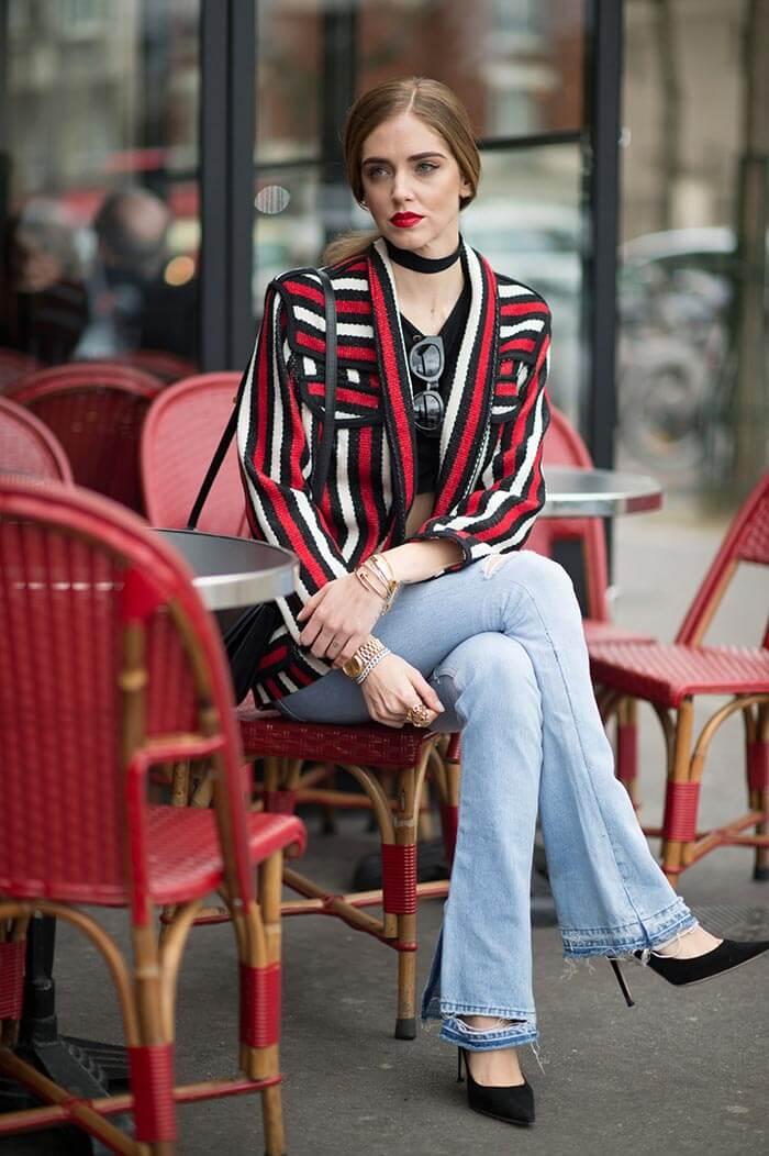 Looks da moda: look com calça jeans
