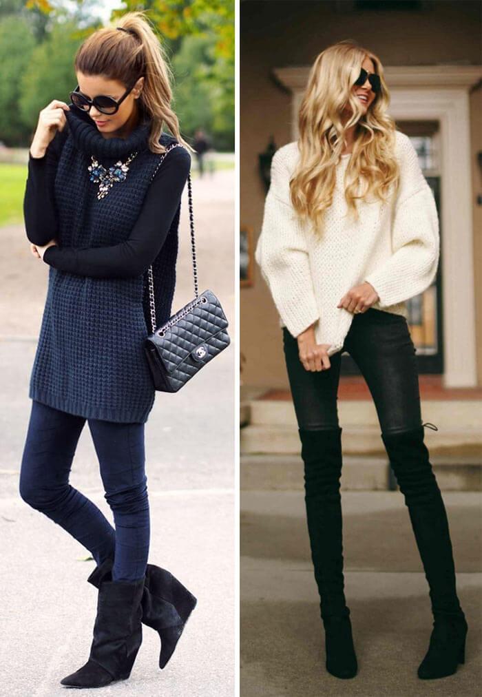 Looks da moda no outono