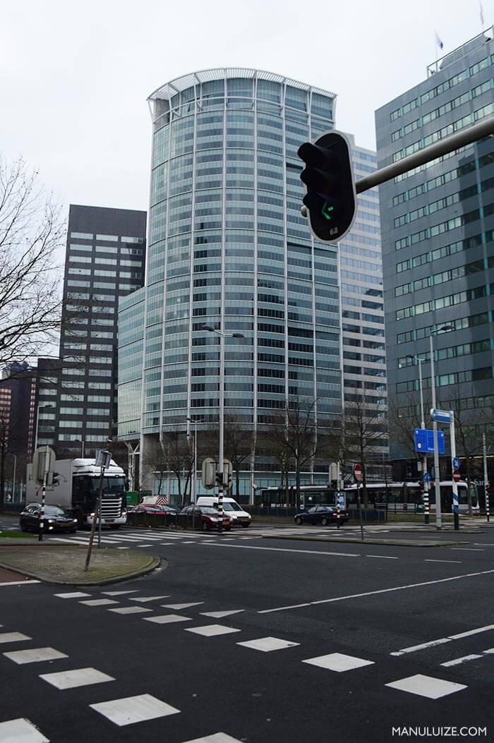 Rotterdam uma cidade moderna
