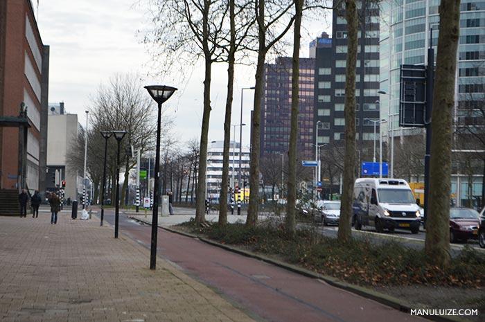 Rotterdam na Holanda - Viagem e Turismo