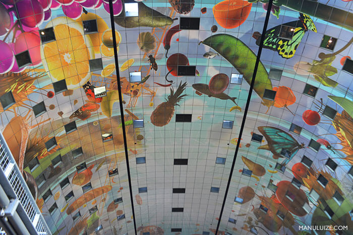 Rotterdam - Market Hall