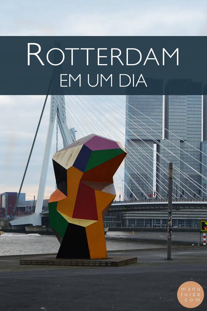 Rotterdam: Roterdã em um dia