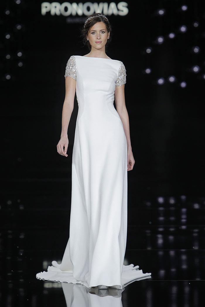 Vestido de noiva - Pronovias 2017