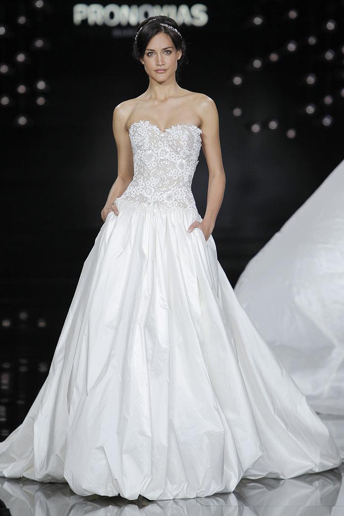 Vestidos de noiva clássicos