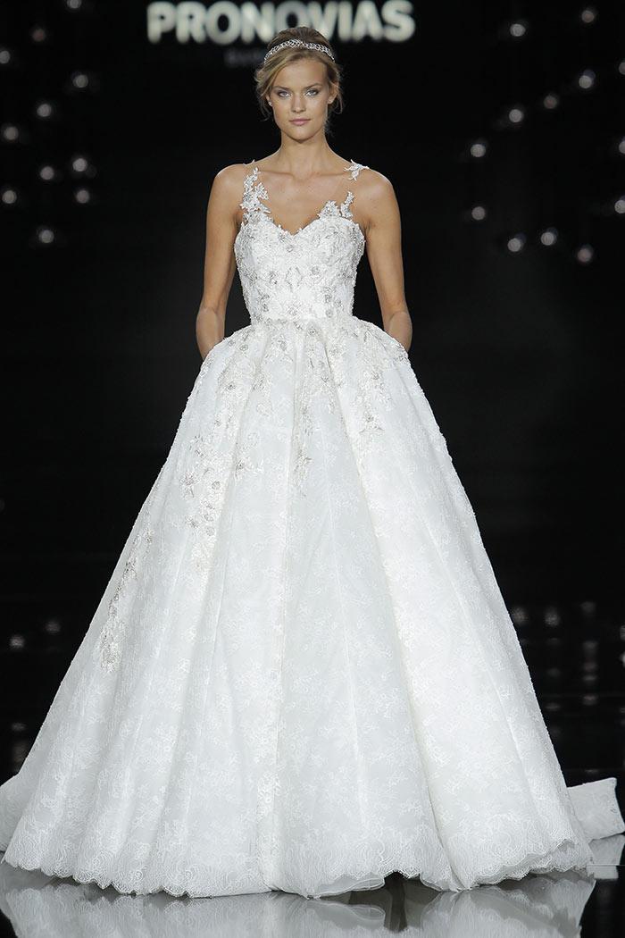 Vestidos de noiva - Saia princesa