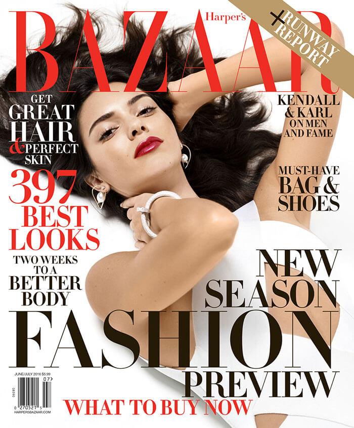 Revista Harper's Bazaar Us
