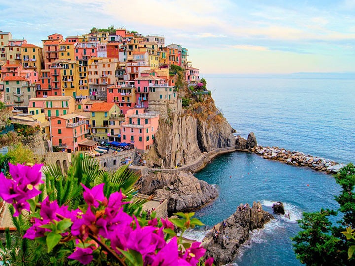 Places to Travel: Cinque Terre