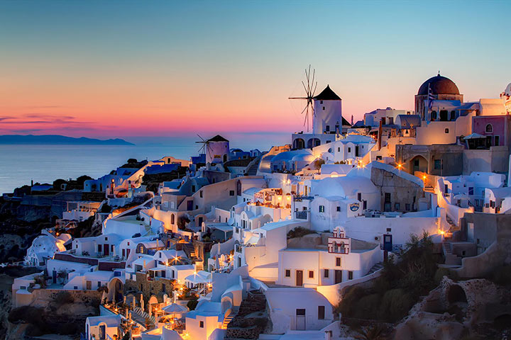 Places to Travel: Santorini