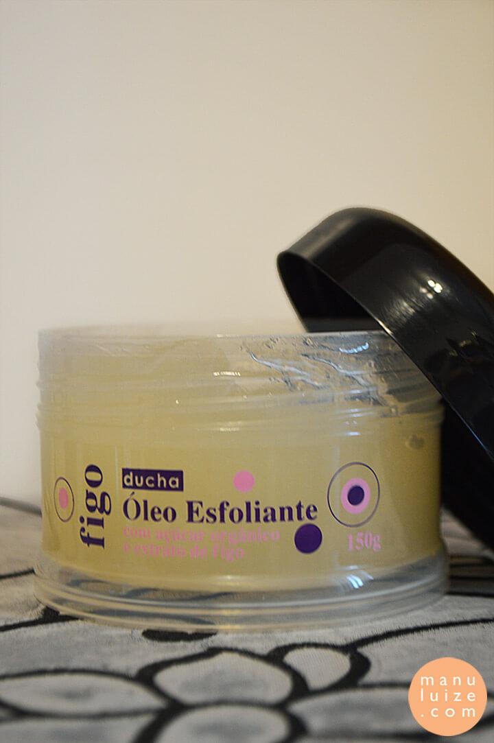 Óleo Esfoliante - Ducha Cosméticos