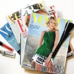 Revistas de Moda: Nacionais e Internacionais