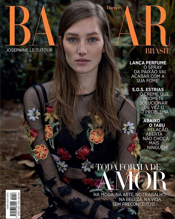 Revistas de Moda: Harper Bazaar's Brasil