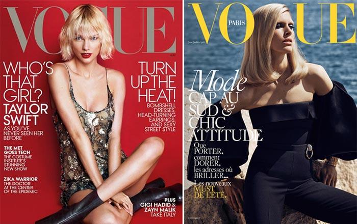 Revistas de Moda internacionais