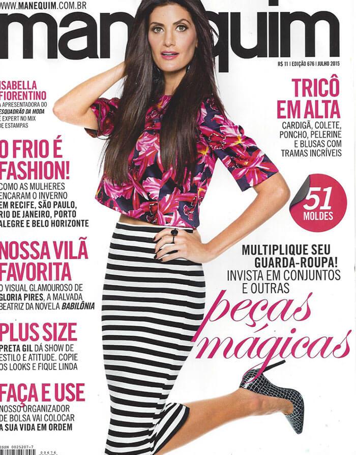 Revistas de moda: Manequim