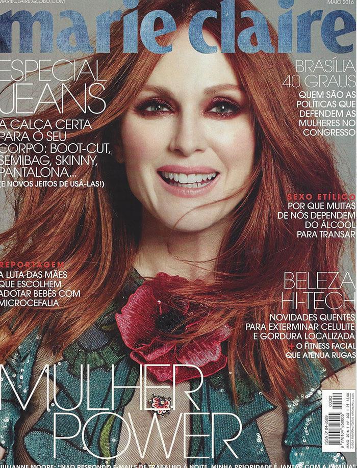 Revistas de Moda: Marie Claire
