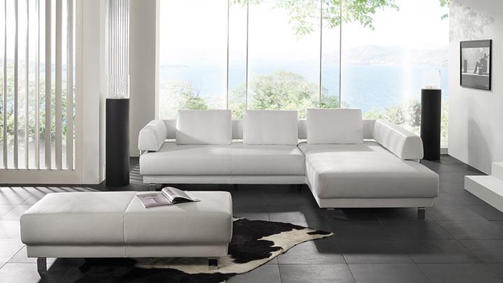 30 salas minimalistas para se apaixonar manu luize for Design minimalista