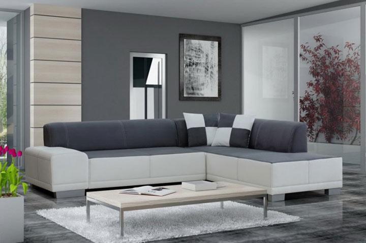 Salas minimalistas pequenas