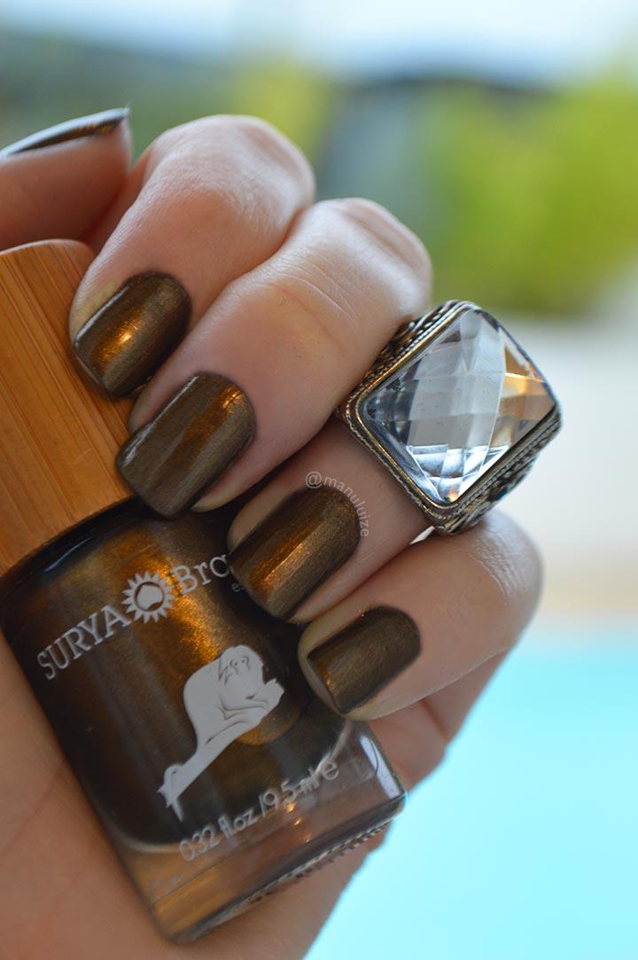 Esmalte Mico Leão Dourado da Surya Brasil