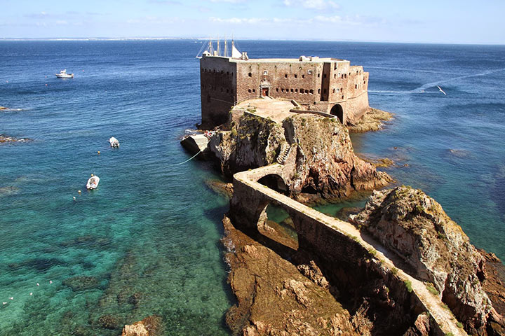 15 Places to Travel: Berlenga Island