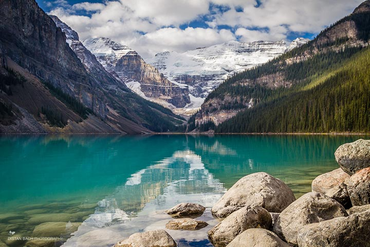 15 Places to Travel: Lake Louise, Canada