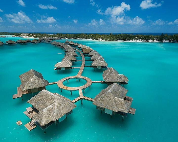 15 Places to Travel: Bora-Bora