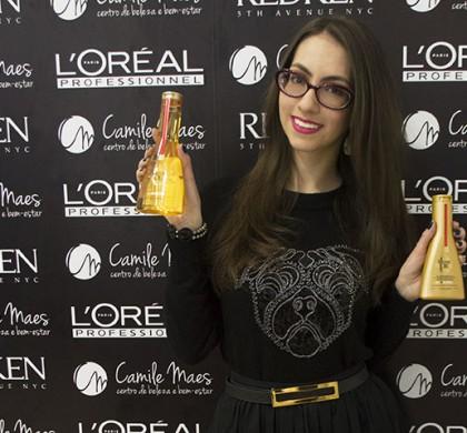 Hidratação para cabelos e brilho em Curitiba