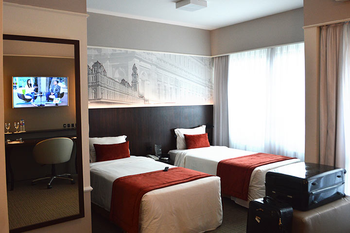 Hotel em São Paulo - av Paulista