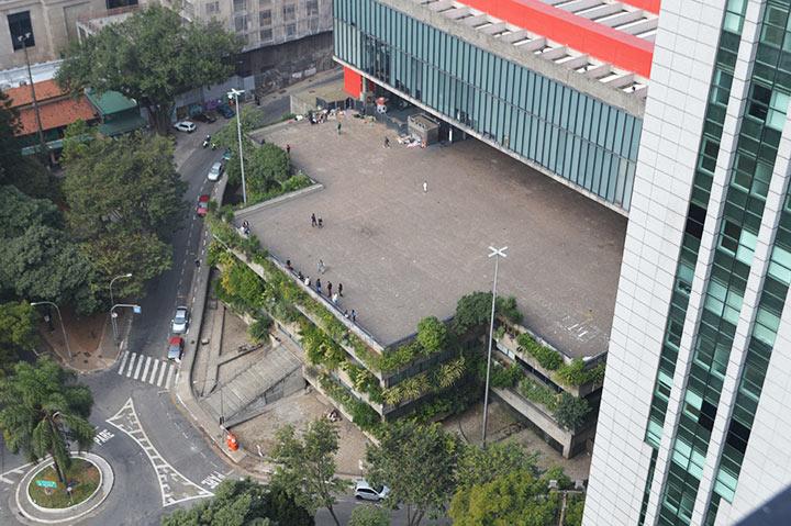 Hotel do lado do MASP em São Paulo
