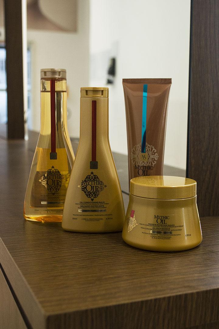 L'Oréal Professionnel linha Mythic Oil