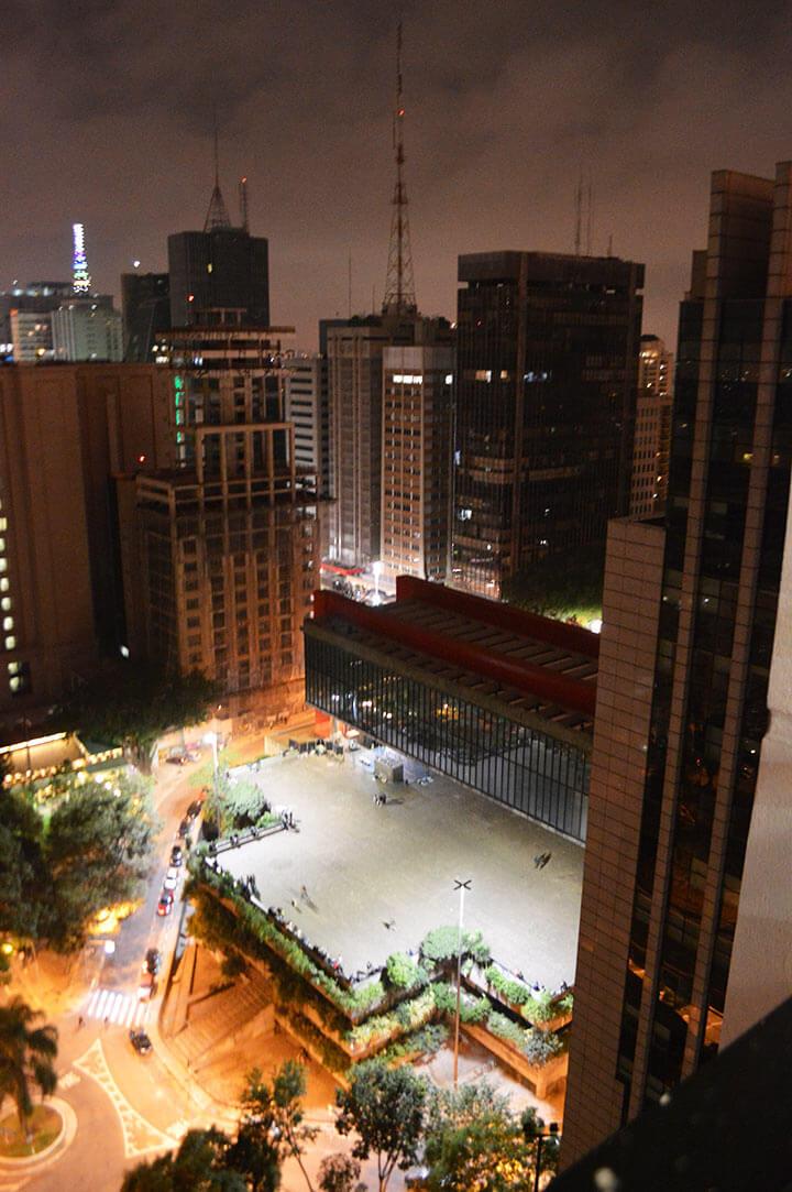 Hotel ao lado do MASP São Paulo