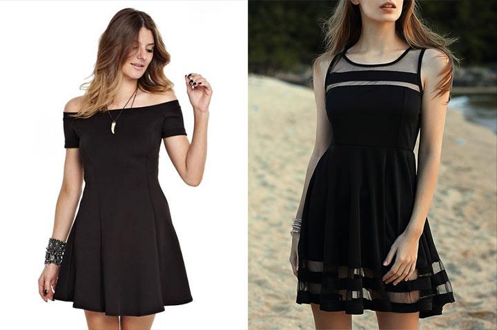 Vestidos pretos