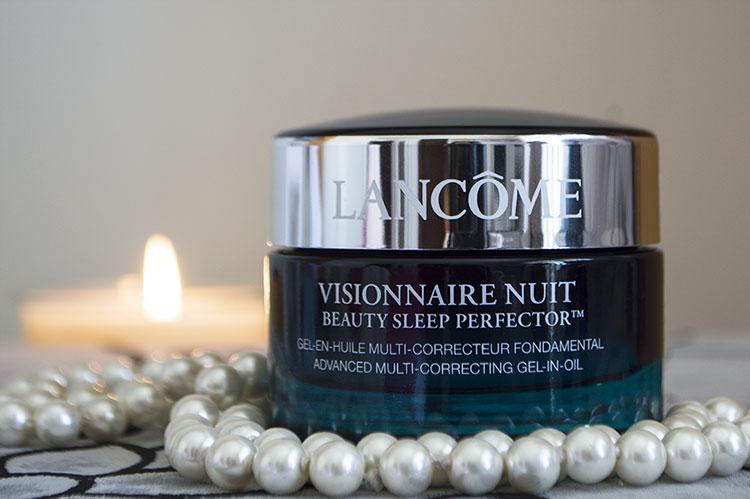 Visionnaire Nuit - Beauty Sleep Perfector da Lancôme