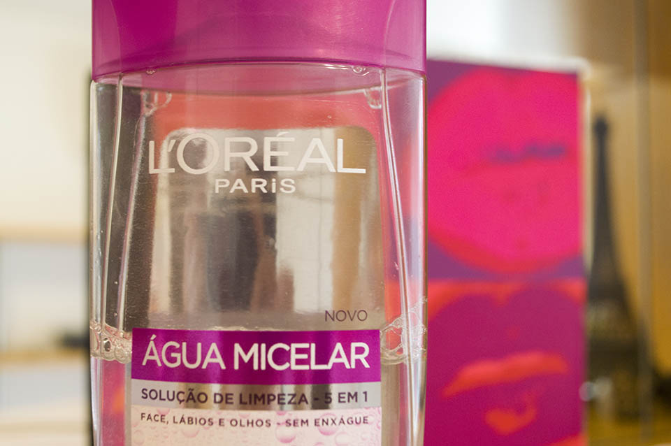 Água Micelar Loréal